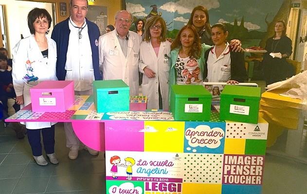 """Bambini e cerebrolesioni: Il progetto """"Imparare fa bene"""" al Bosisio Parini."""