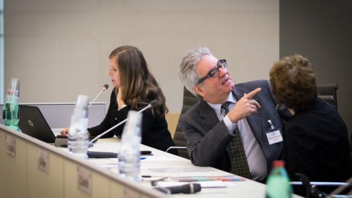 Le prime immagini del Convegno del 14 ottobre