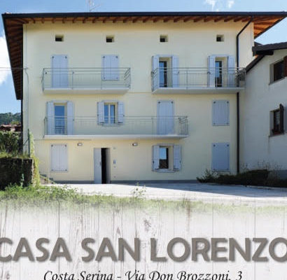 Autonomia abitativa: inaugurata Casa San Lorenzo a Costa Serina