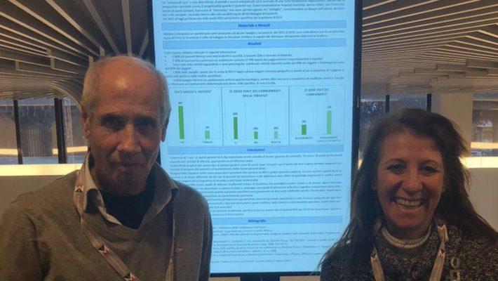 Lesioni cerebrali e invecchiamento: dopo il contributo al Congresso Nazionale della Società Italiana di Gerontologia e Geriatria.