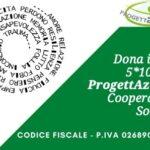 I Buoni Motivi per i quali firmare e devolvere il 5×1000 alla Cooperativa Sociale Progettazione.